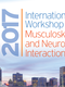 2017 International Workshop on Musculoskeletal and Neuronal Interactions