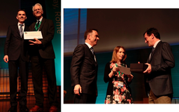 BRS past presidents win prestigious ECTS awards